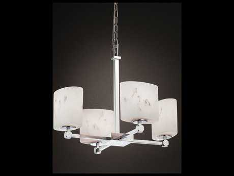 Justice Design Group Lumenaria Tetra 5-Light Chandelier