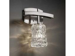 Justice Design Group Veneto Luce Archway Venetian Glass Wall Sconce