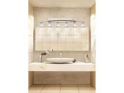 Justice Design Group Veneto Luce Archway 6-Light Bath Bar