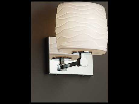 Justice Design Group Limoges Tetra ADA 1-Light Wall Sconce