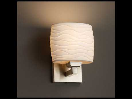 Justice Design Group Limoges Regency ADA 1-Light Wall Sconce