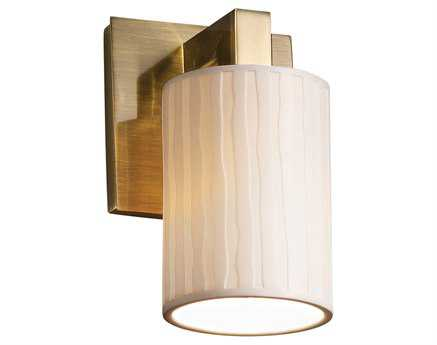 Justice Design Group Limoges Translucent Porcelain Modular Wall Sconce