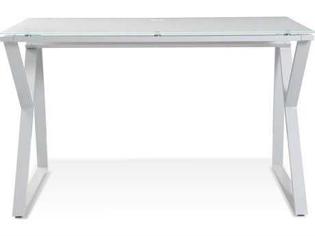 Unique Furniture 200 Series White 47'' x 23.5'' Desk