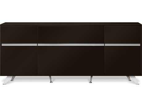 Unique Furniture 300 Series Espresso Storage Credenza
