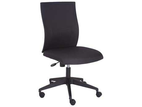 Unique Furniture Kaja Black Office Chair