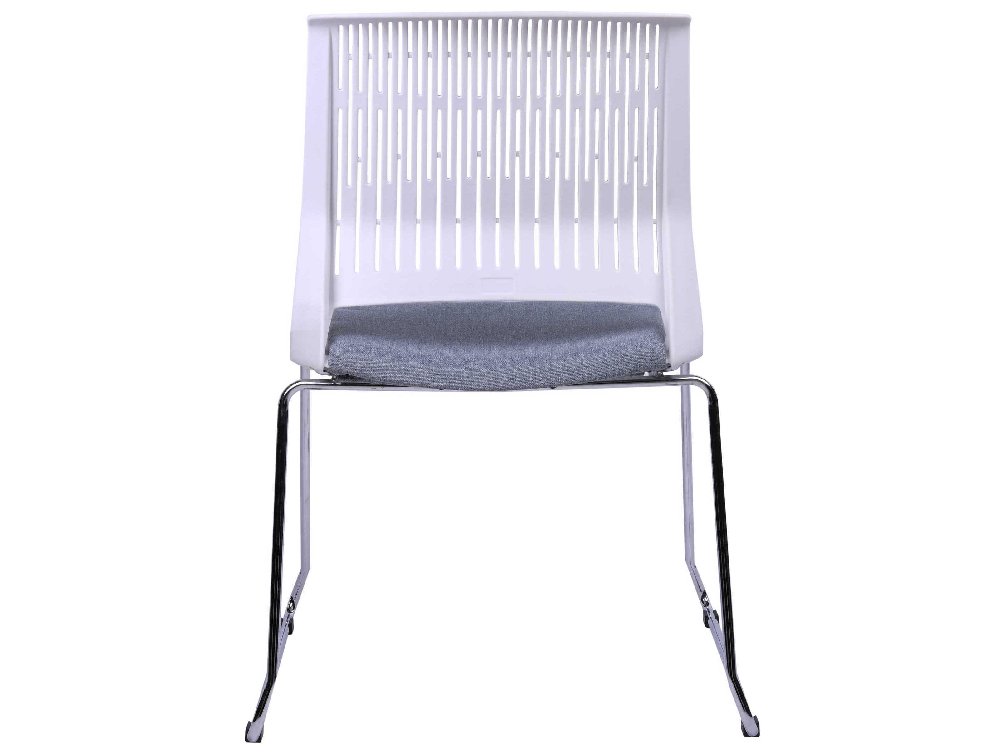 Unique Furniture Eva Grey Computer Chair