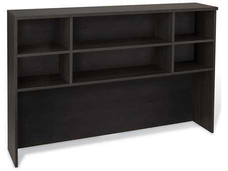 Unique Furniture 100 Series 63'' x 13'' Espresso Hutch