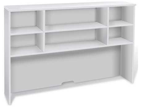 Unique Furniture 100 Series White 63'' x 13'' Hutch