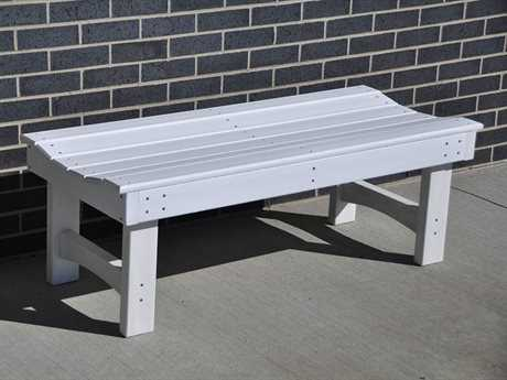 Frog Furnishings Recycled Plastic Garden Bench