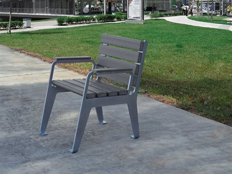 Frog Furnishings Plaza Recycled Plastic 24'' Chair