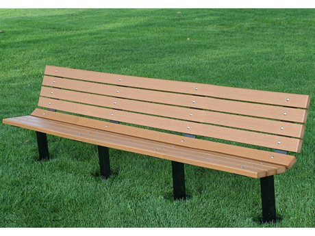 Contour Steel 8 ft. Bench
