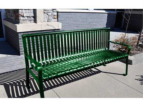 Frog Furnishings Aspen Steel Bench