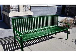 Aspen Steel Bench