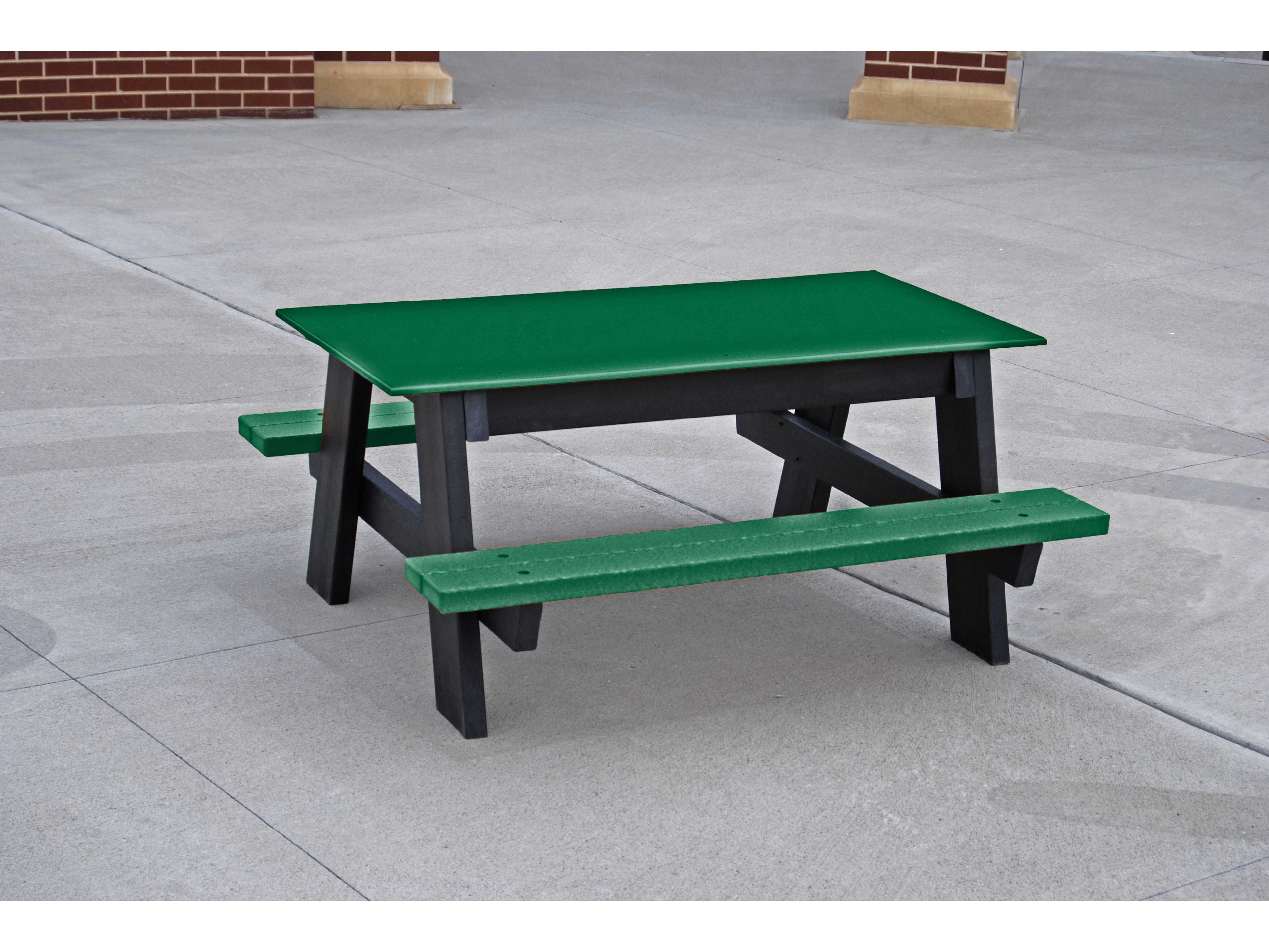 benches recycled building single product plastic supplies furniture bench