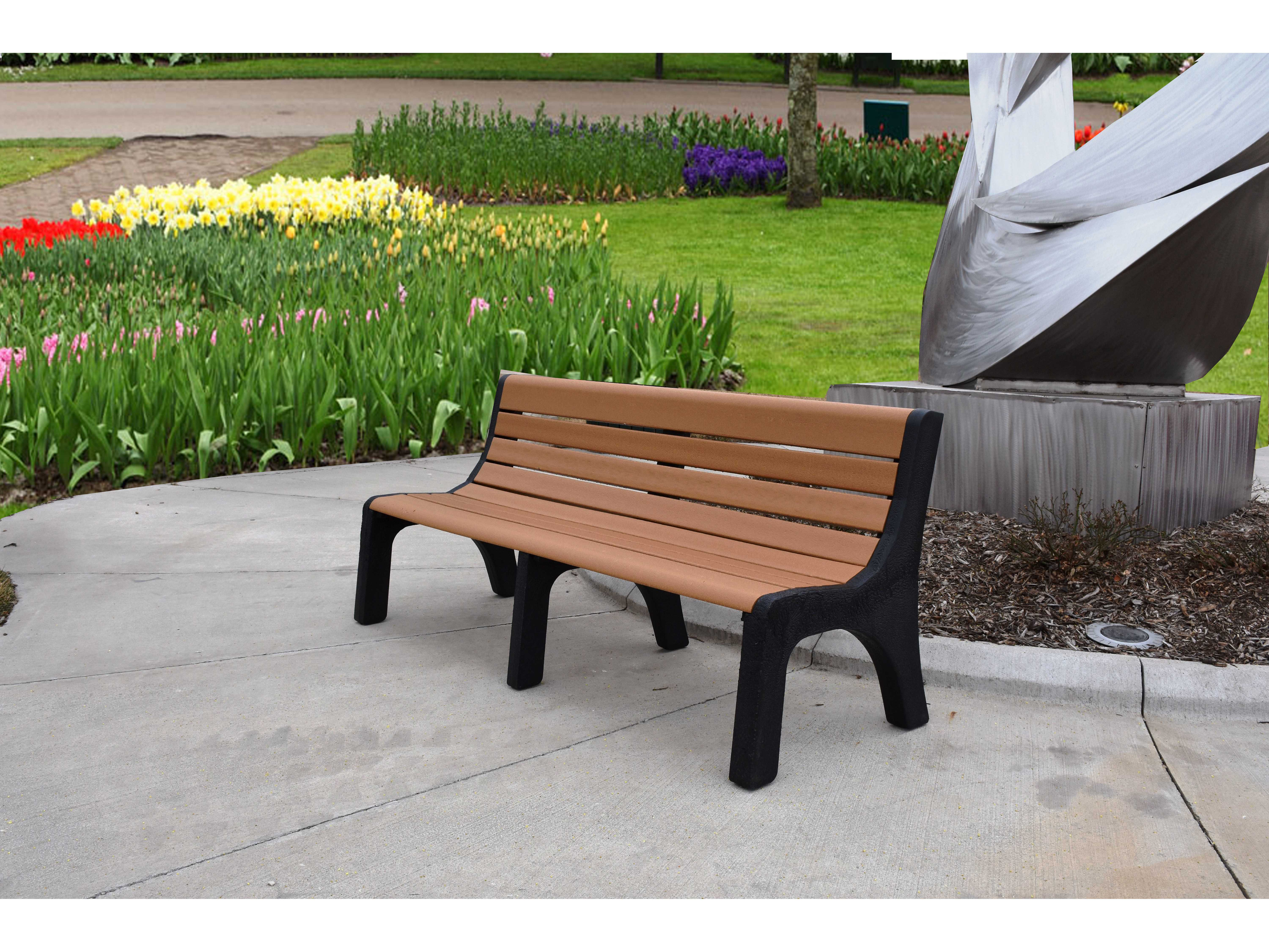 Frog Furnishings Newport Recycled Plastic Bench Jhpbnew