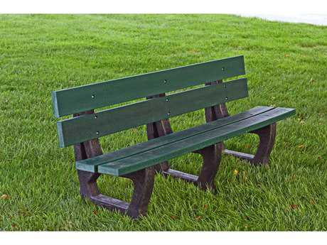 Frog Furnishings Petrie Recycled Plastic Bench