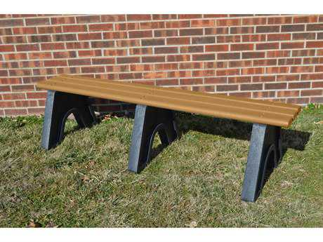 Frog Furnishings Sport Recycled Plastic Bench
