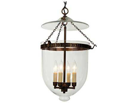 JVI Designs Kensington Four-Light Pendant Light