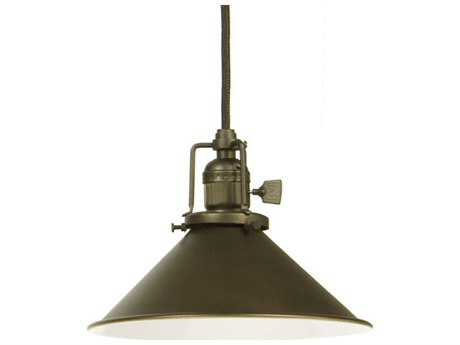 JVI Designs Union Square One-Light 8'' Wide Mini Pendant Light