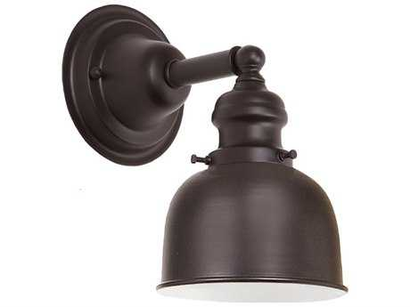JVI Design Union Square Oil Rubbed Bronze Wall Sconce