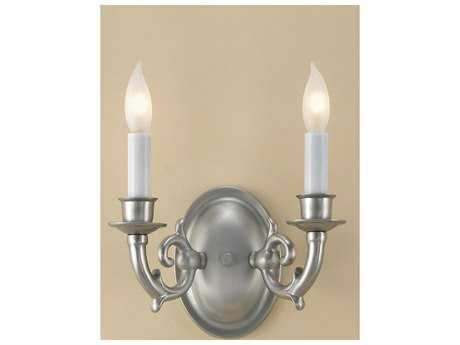 JVI Designs San Clemente Oil rubbed bronze Two-Light Wall Sconce