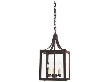 JVI Designs Columbia Arc Oil rubbed bronze Three-Light Pendant Light