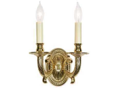 JVI Designs San Clemente Two-Light Wall Sconce