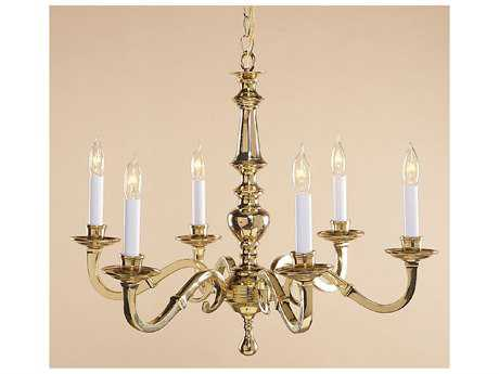 JVI Designs San Clemente Six-Light Mini-Chandelier