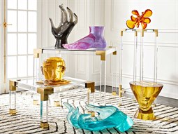 Jonathan Adler Acrylic Objets Collection