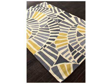 Jaipur Rugs Colours Whirligig Rectangular Mimosa Area Rug