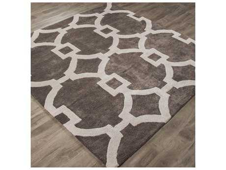 Jaipur Rugs City Regency Square Smoked Pearl Area Rug