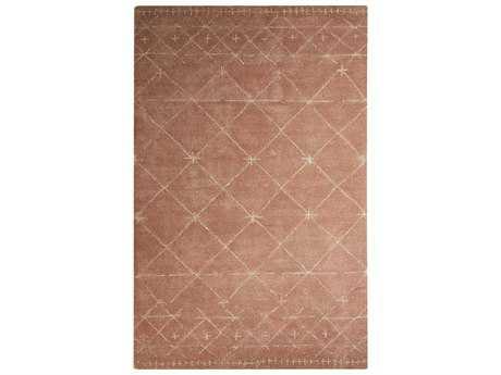 Jaipur Rugs Etho By Nikki Chu Dusty Cedar Rectangular Area Rug