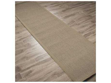 Jaipur Rugs Naturals Sanibel Plus Palm Beach 2'6'' x 9' Rectangular Elmwood Runner Rug