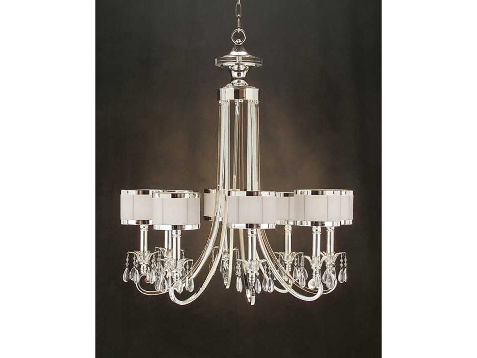 john richard silver glass accent eight light 31 39 39 wide. Black Bedroom Furniture Sets. Home Design Ideas