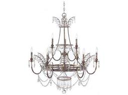 John Richard Versailles Nine-Light 40'' Wide Grand Chandelier