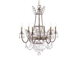 John Richard Versailles Six-Light 29'' Wide Chandelier