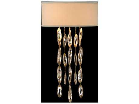 John Richard Silver Two Light Wall Sconce