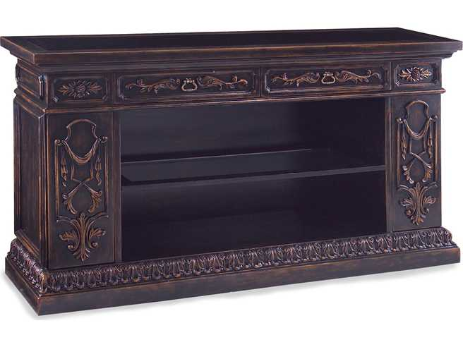 John richard valdes 65 x 17 rectangular console table for 65 sofa table