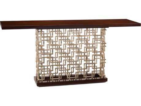 John Richard Cedric 79 x 20 Rectangular Console Table