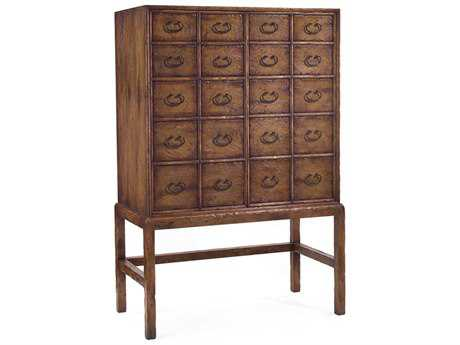 John Richard Apothecary 50 x 26 Bar Cabinet