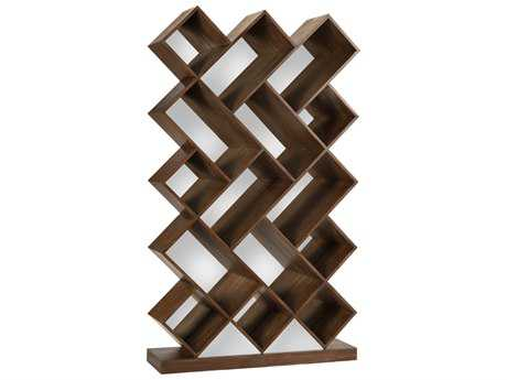 John Richard Slanted Modern Bookshelf