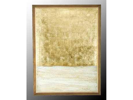 John Richard Golden Sky Painting