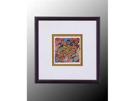 John Richard Golden Circles II Painting