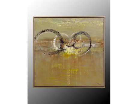 John Richard Raissa Circuit Rider Painting