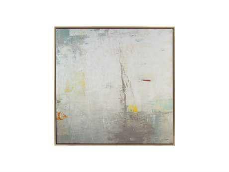 John Richard Gunter's Blissful Balance Painting