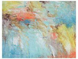 John Richard Rosie Wall Painting By Susan Godwin