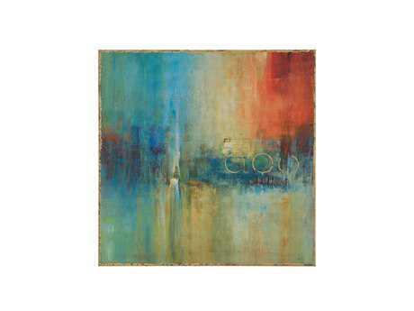 John Richard Blue Cascade Painting