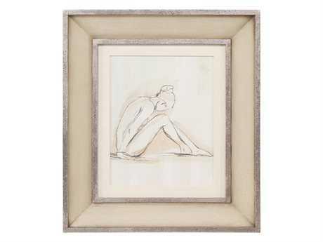 John Richard Neutral Figure Study Wall Art
