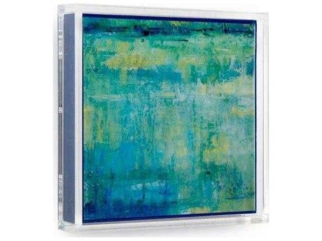 John Richard Water Reflections I Shadow Box