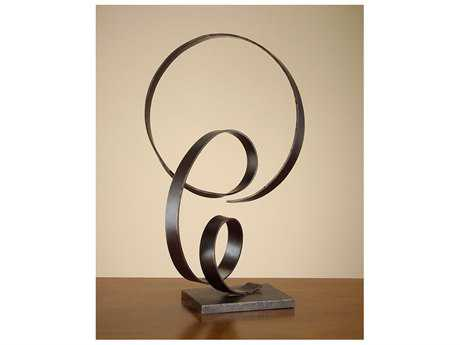 John Richard Forged Iron Decorative Sculpture
